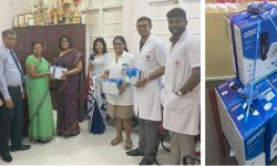Donation of Supplies to the Colombo South Teaching Hospital