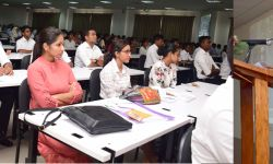 Welcome Ceremony for 29th Batch