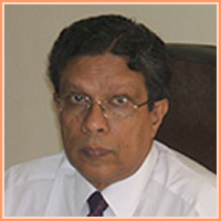 Emeritus Prof. Narada Warnasuriya